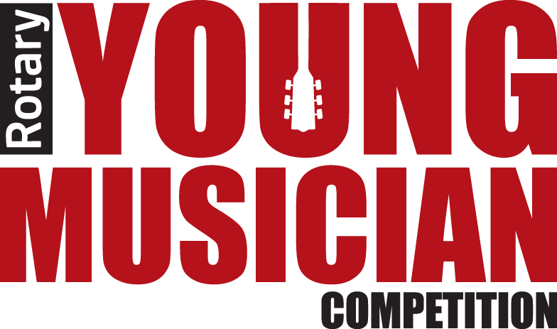 rotary young musician logo
