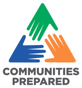communities prepared logo